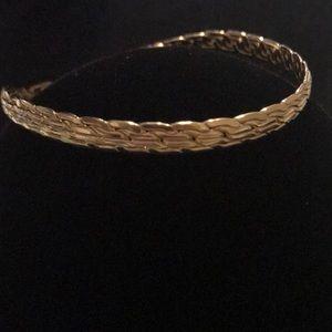 Jewelry - TUSCANY WEAVE BRACELET 18K GOLD